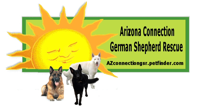 Arizona Connection German Shepherd Rescue
