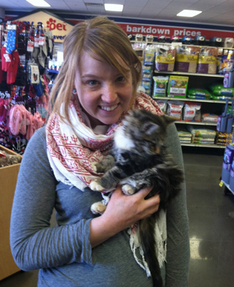 Marlo's Adoption at PetSense, Durango