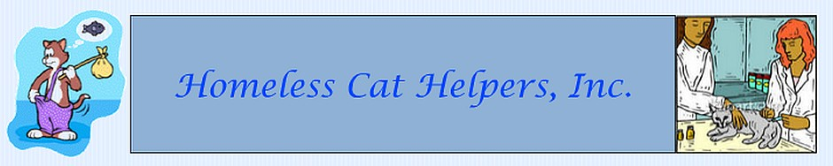 Homeless Cat Helpers, Inc.