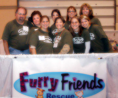 FFR at Pet Expo