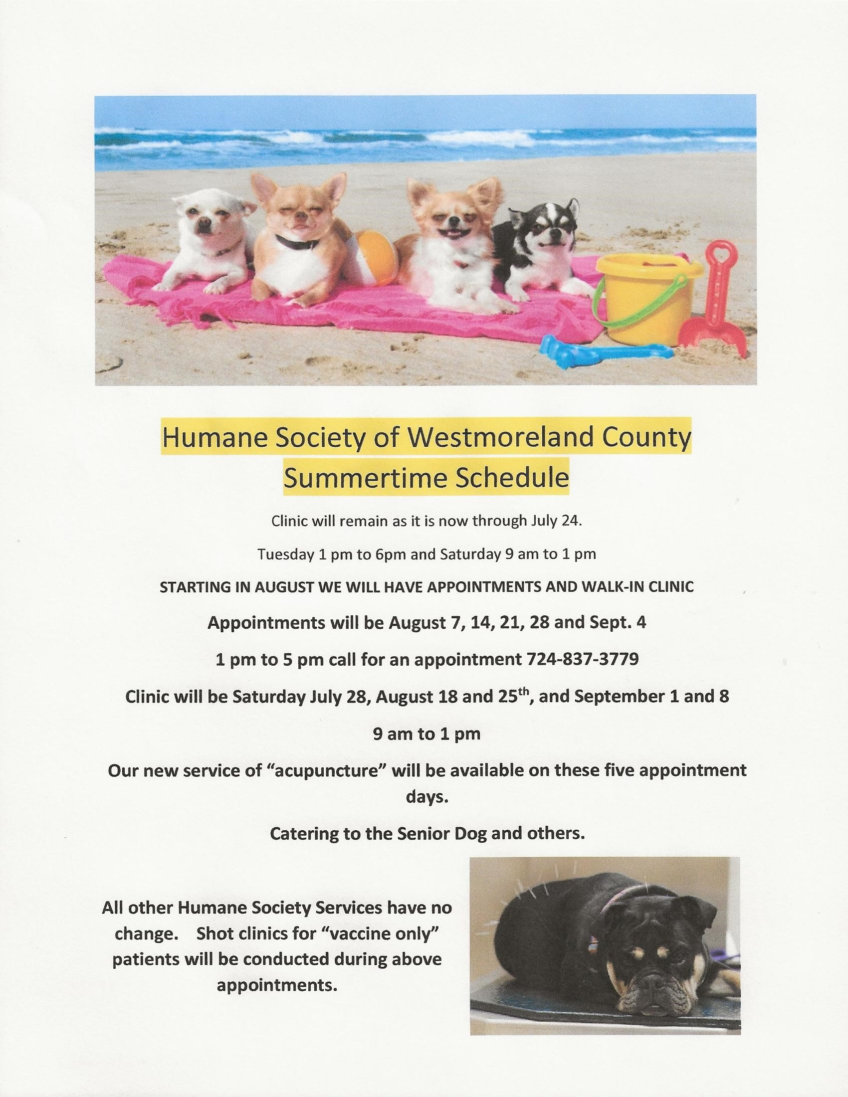 About Us | Humane Society of Westmoreland County